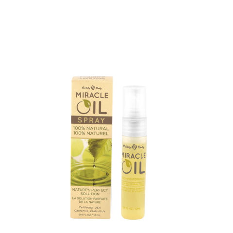 Earthly Body Miracle Oil spray 12ml - essential oil 100% natural