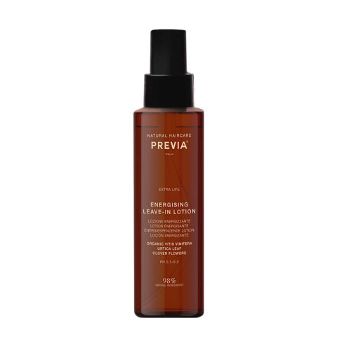 Previa Energising Leave In Lotion 100ml - energizing lotion