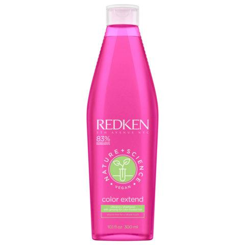 Redken Nature + Science Color Extend Shampoo 300ml - Hair Coloured Shampoo
