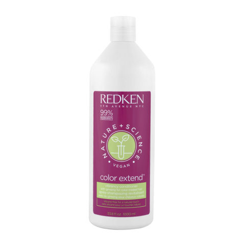 Redken Nature + Science Color Extend Conditioner 1000ml - Hair Coloured Conditioner