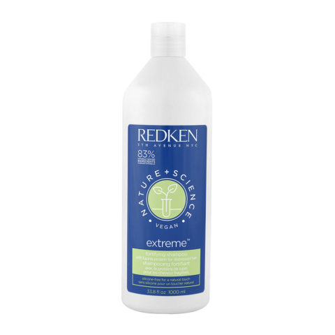 Redken Nature + Science Extreme Shampoo 1000ml - Fortifying Shampoo