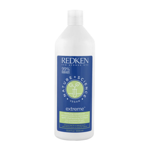 Redken Nature + Science Extreme Conditioner 1000ml - Fortifying Conditioner