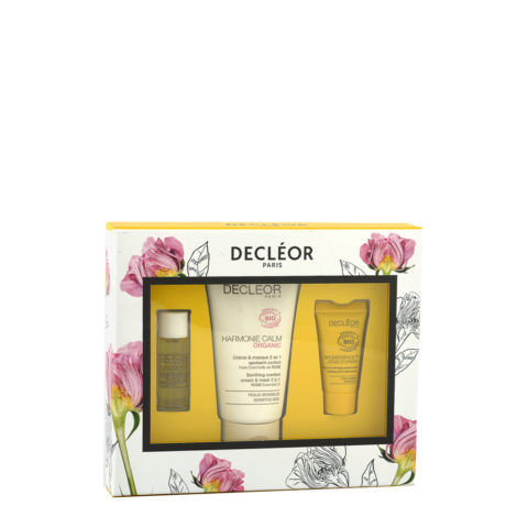 Decléor Certified Organic Soothing Box for delicate and sensitive skin