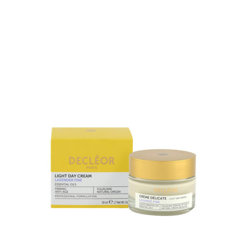 Decléor Creme Delicate lavande fine 50ml - lift&firm day cream
