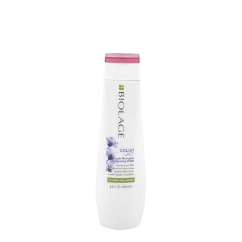 Biolage Colorlast Purple Shampoo 250ml