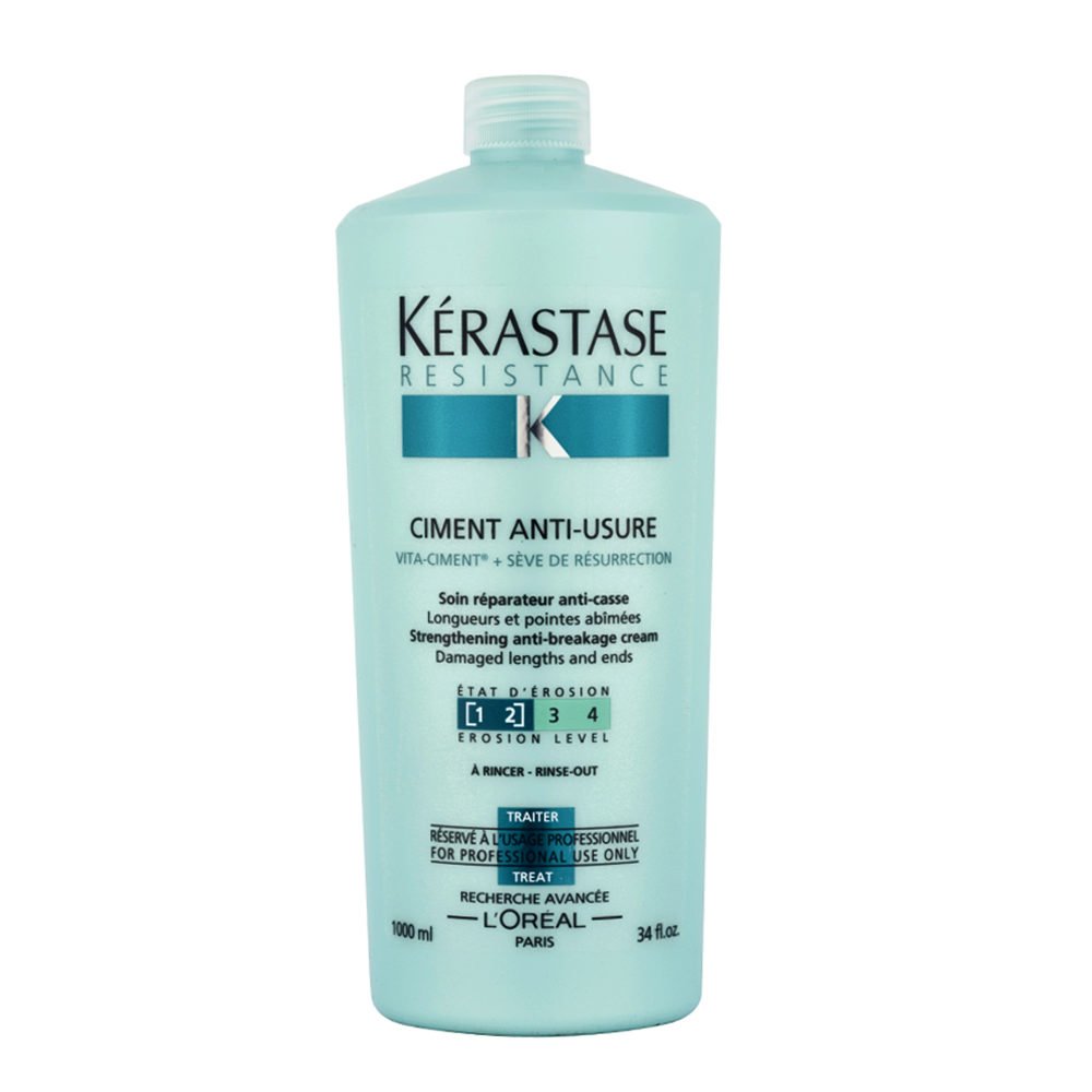 Kerastase Résistance Ciment Anti-Usure 1000ml - anti breakage cream