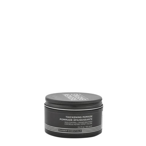 Redken Brews Man Thickening pomade 100ml - thickening pomade with light hold