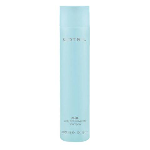 Cotril Creative Walk Curl Shampoo 300ml - Curly Hair Shampoo