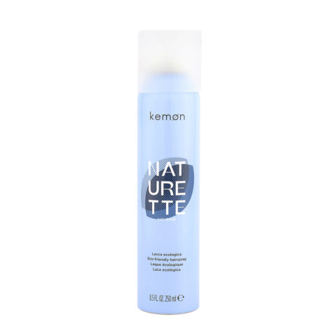 Kemon Naturette No Gas Ecological Lacquer 250ml