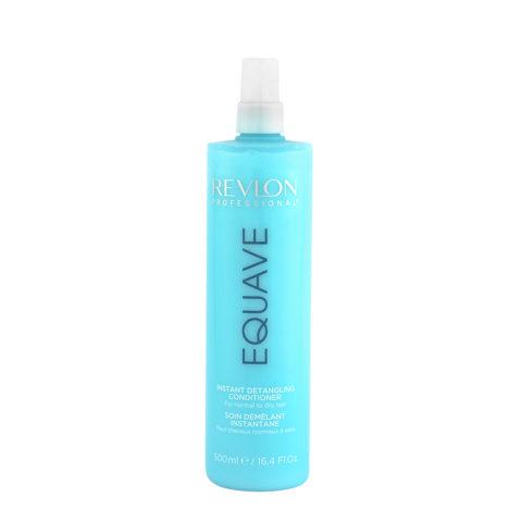 Revlon Equave Hydro nutritive Detangling conditioner 500ml - moisturizing spray conditioner