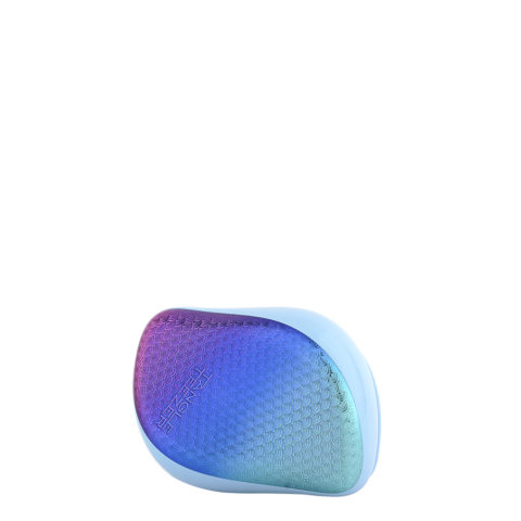 Tangle Teezer Compact Styler Mermaid Texture Blue