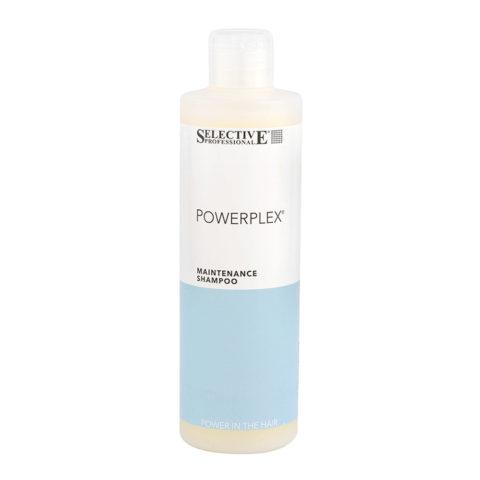 Selective Professional Powerplex Maintenance Shampoo 250ml - Moisturizing shampoo