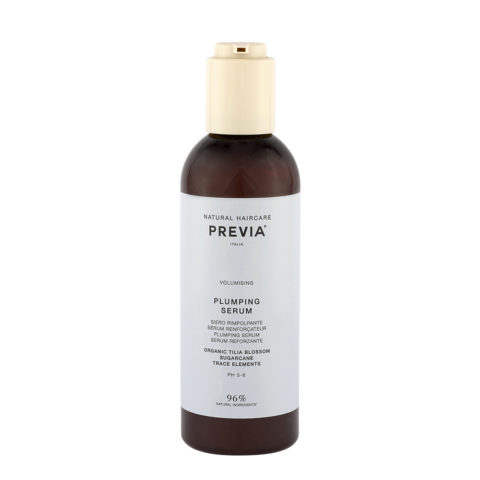 Previa Volumizing Organic Tilia Blossom Plumping Serum 200ml - fine hair