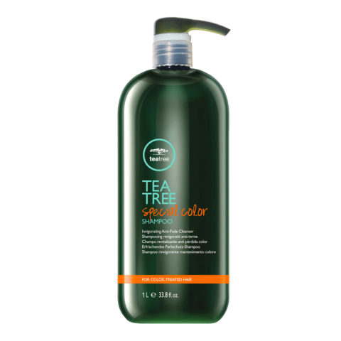 Paul Mitchell Tea Tree Special Color Shampoo 1000ml - For Colored Hair