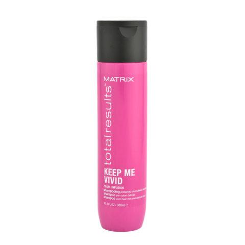 Matrix Total Results Keep Me Vivid Shampoo 300ml - Mild Shampoo For Coloured Hair