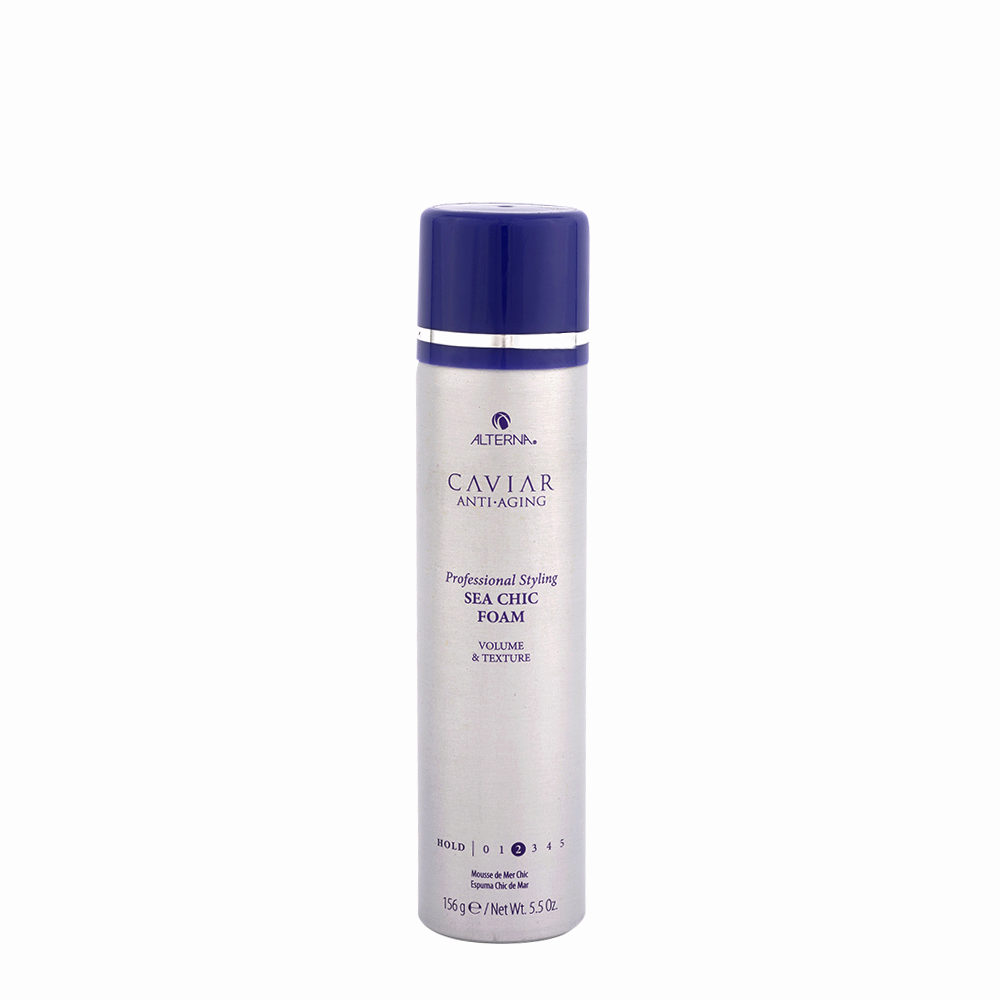 Alterna Caviar Style Sea Chic Volume & Texture Foam spray 156ml