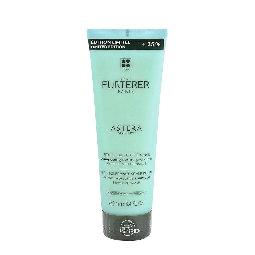 René Furterer Astera Sensitive Dermo Protective Shampoo 250ml - For Sensitive Scalp - Limited Edition