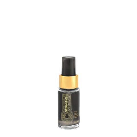 Sebastian Form Dark oil 30ml - Hydrating Hair Oil