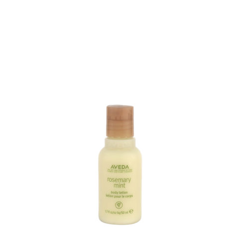 Aveda Bodycare Rosemary mint body lotion 50ml