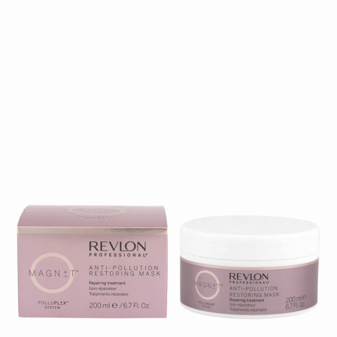 Revlon Magnet Anti Pollution Restoring Mask 200ml - Repairing And Protective Mask