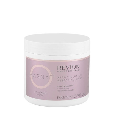 Revlon Magnet Anti Pollution Restoring Mask 500ml - Repairing And Protective Mask