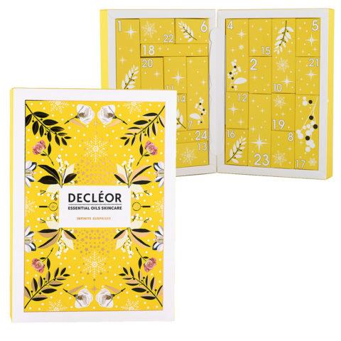 Decléor Essential Oils Skincare Infinite Surprises  advent calendar 24 surprise treats