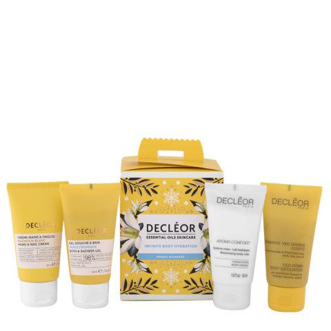 Decléor Essential Oils Skincare Infinite Body Hydration Neroli Bigarade - Kit 4 Body Products