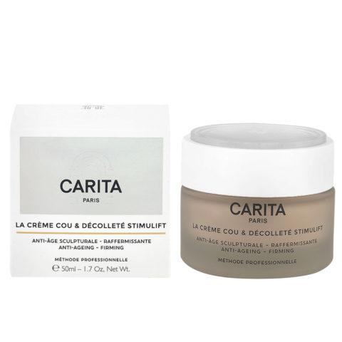 Carita Skincare La creme cou et decolleté Stimulift 50ml