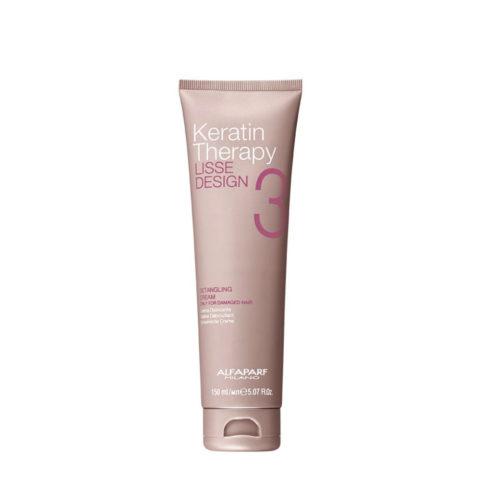 Alfaparf Lisse Design Keratin Therapy 3 Detangling Cream 150ml - Detangling Cream