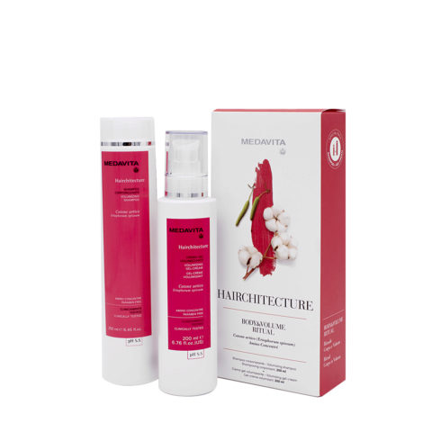 Medavita Rituale Hairchitecture To Give Thin Hair More Volume