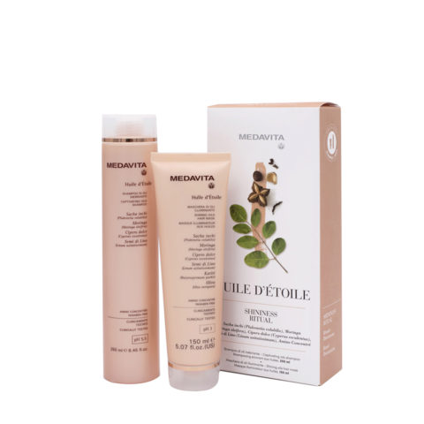 Medavita Rituale Huile d'Etoile For Shiny And Fragrant Hair