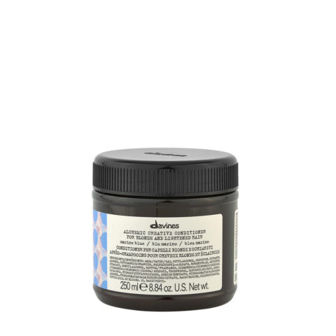 Davines Alchemic Creative Conditioner Marine Blue 250ml