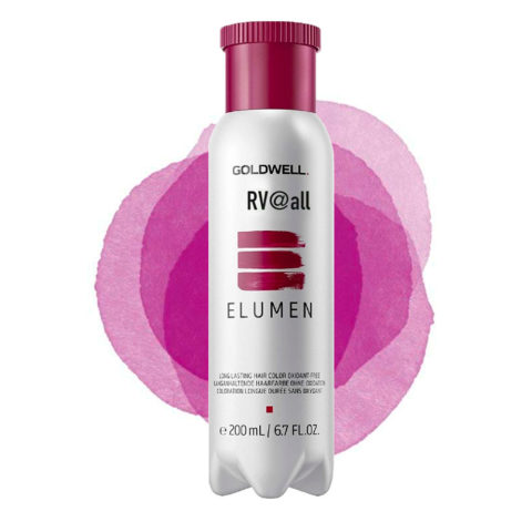 Goldwell Elumen Pure RV@ALL 200ml - red violet
