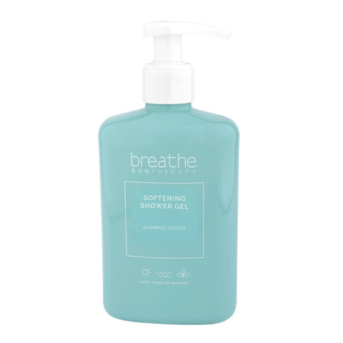Naturalmente Breathe Sun Softening Shower Gel 250ml - Refreshing Shower Gel