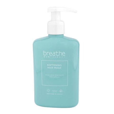 Naturalmente Breathe Sun Softening Hair Mask 250ml - Moisturizing Hair Mask