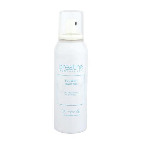 Naturalmente Breathe Sun Flower Hair Oil 150ml - Hair Protective Oil