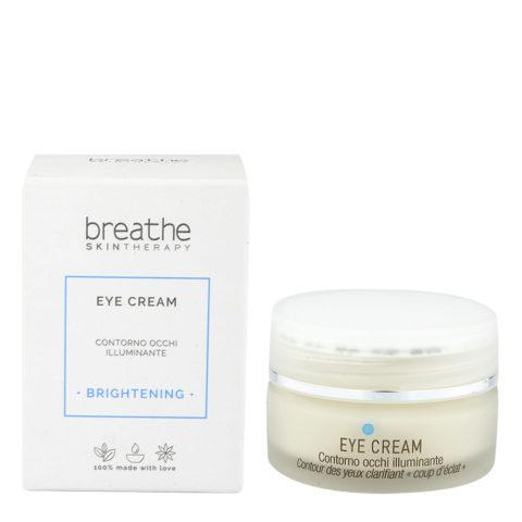 Naturalmente Breathe Brightening Eye Cream 15ml - Eye Cream