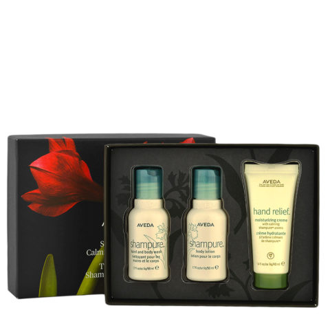 Aveda Shampure Calming Travel Trio