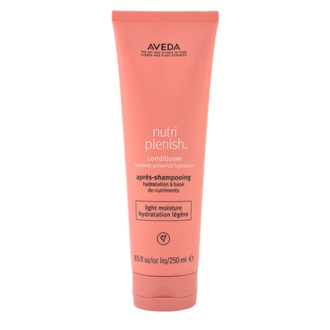 Aveda Nutri Plenish Light Moisture Conditioner 250ml - for Fine Hair