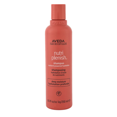 Aveda Nutri Plenish Deep Moisture Shampoo 250ml - for thick hair