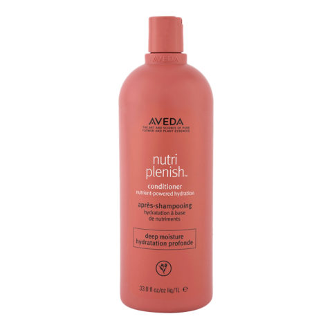 Aveda Nutri Plenish Deep Moisture Conditioner 1000ml - for thick hair