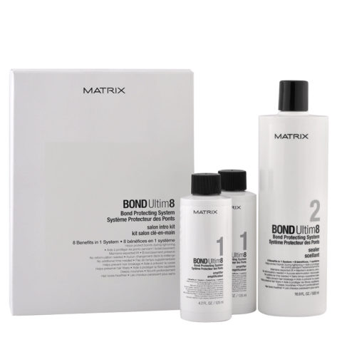 Matrix Bond Ultim8 Bond Protecting System Kit - protect ends