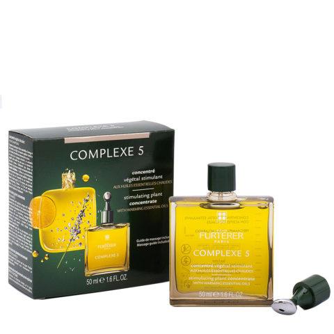 René Furterer Complexe 5 Stimulating Plant Concentrate Serum 50ml