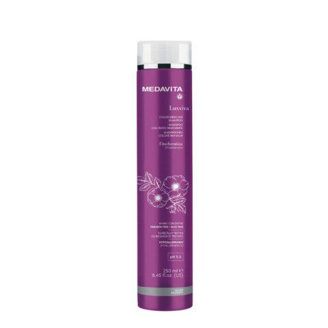 Medavita Luxviva Color Enricher Shampoo Silver 250ml - color shampoo silver