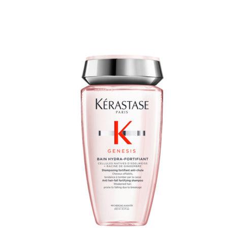 Kerastase Genesis Bain Hydra Fortifiant 250ml - antihairloss shampoo for weakened hair
