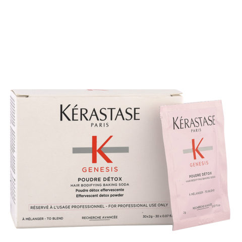 Kerastase Genesis Poudre Detoxifiante 2gr x 30 - Powder Mix