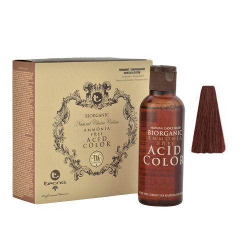 4.6 Medium red brown Tecna NCC Biorganic acid color 3x130ml