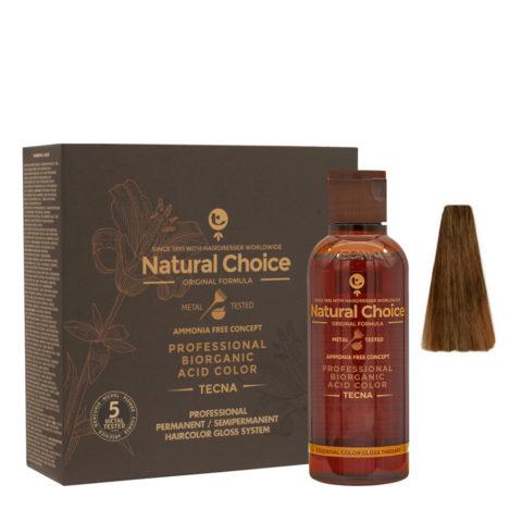 6.53 Deep dark blonde wood Tecna NCC Biorganic acid color 3x130ml
