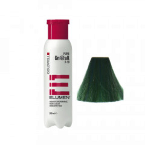 Goldwell Elumen Pure GN@ALL verde 200ml - green