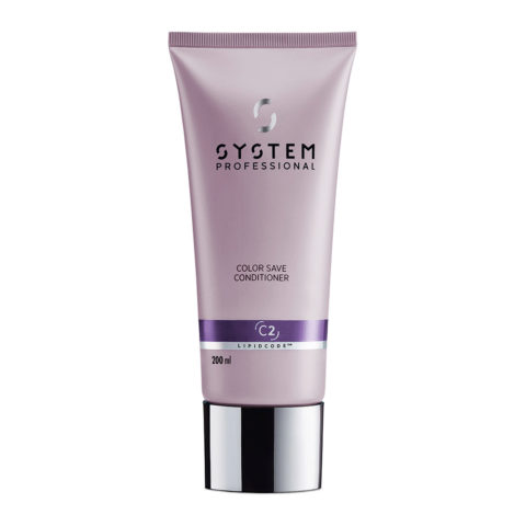 System Professional Color Save Conditioner C2, 200ml - Coloured hair Conditioner